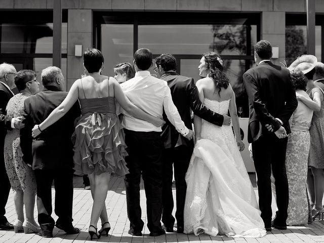 La boda de Enrique y Estela en Logroño, La Rioja 29