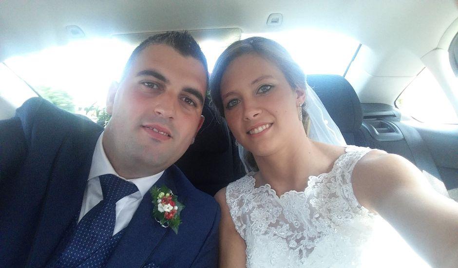 La boda de Alberto y Leti en Arzua, A Coruña
