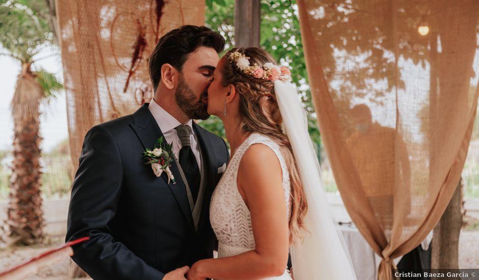 La boda de Victor y Raquel en Granada, Granada