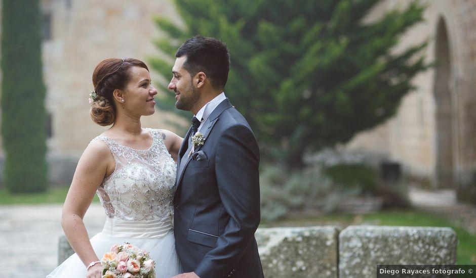 La boda de Marino y Raquel en Herrera De Pisuerga, Palencia