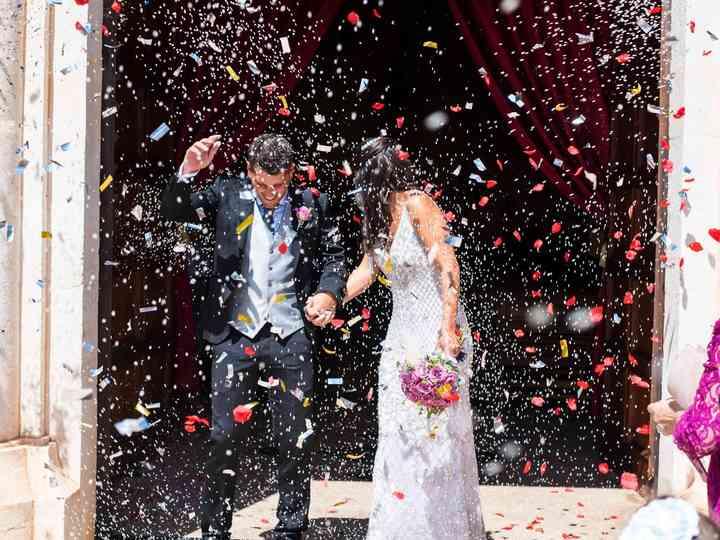 La boda de Cati y Alberto