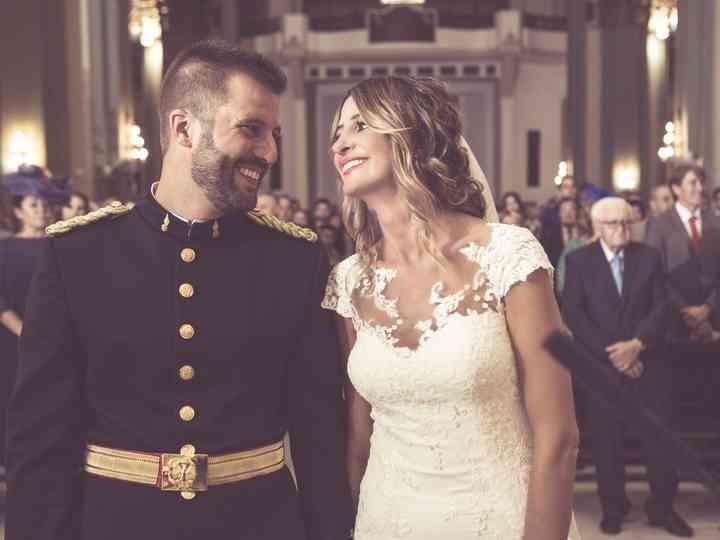La boda de Virginia y Óscar