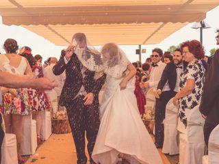 La boda de Melanie y Jorge 1