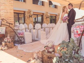 La boda de Melanie y Jorge 2