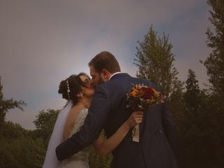 La boda de Carolina y Valentín