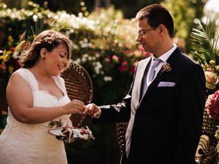 La boda de Idoia y Raúl