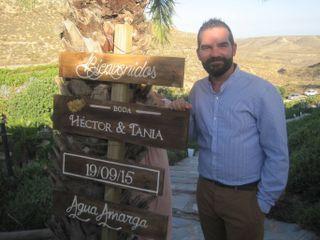La boda de Tania y Héctor 3