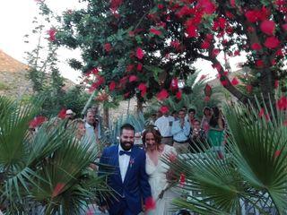 La boda de Tania y Héctor