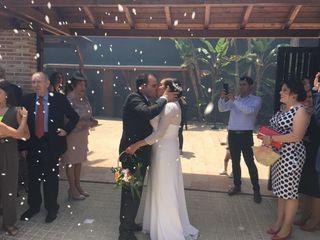 La boda de Cristina y Jorge 2