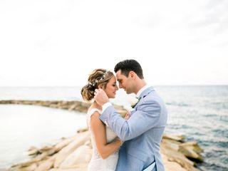 La boda de Amanda y Joseph