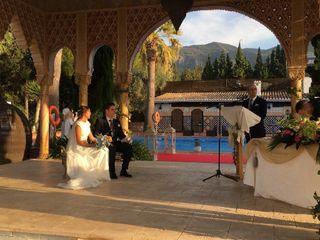 La boda de Naroa y Antonio