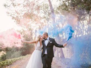 La boda de Aina y Marco