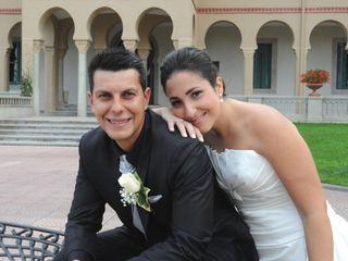 La boda de Angela y David