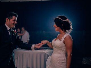 La boda de Davinia y Javier
