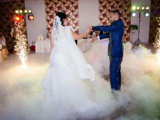 La boda de Ancuta  y Madalin 1