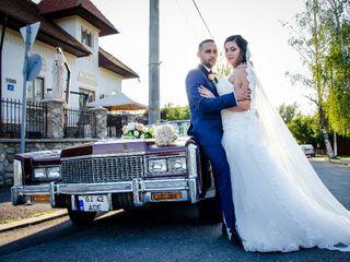 La boda de Ancuta  y Madalin
