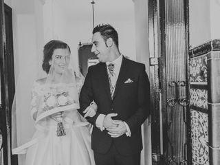 La boda de Carmen y Antonio 1