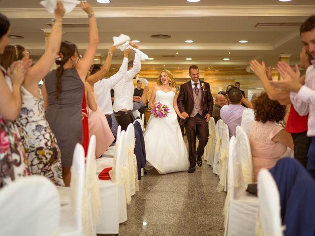 La boda de Jorge y Melanie en Alginet, Valencia 1