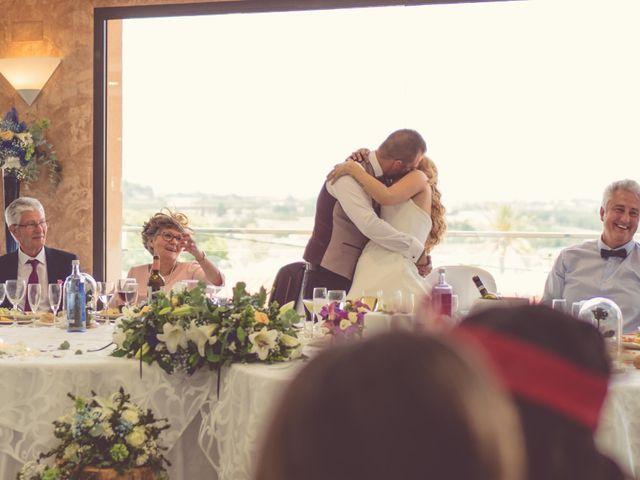 La boda de Jorge y Melanie en Alginet, Valencia 9