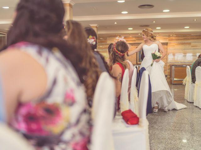 La boda de Jorge y Melanie en Alginet, Valencia 12