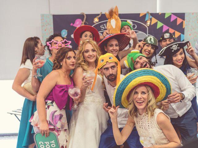 La boda de Jorge y Melanie en Alginet, Valencia 20