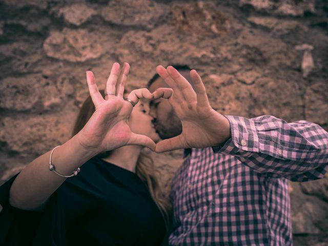 La boda de Jorge y Melanie en Alginet, Valencia 25