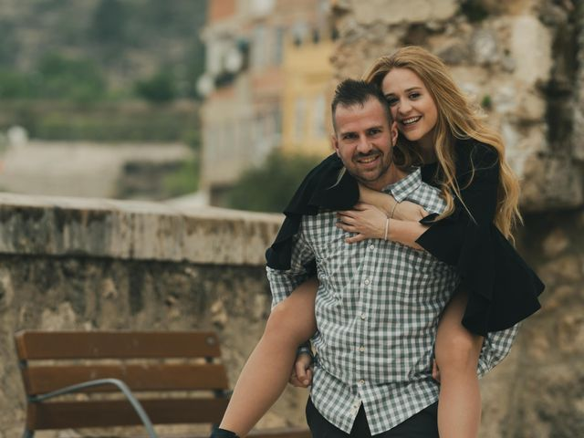 La boda de Jorge y Melanie en Alginet, Valencia 30