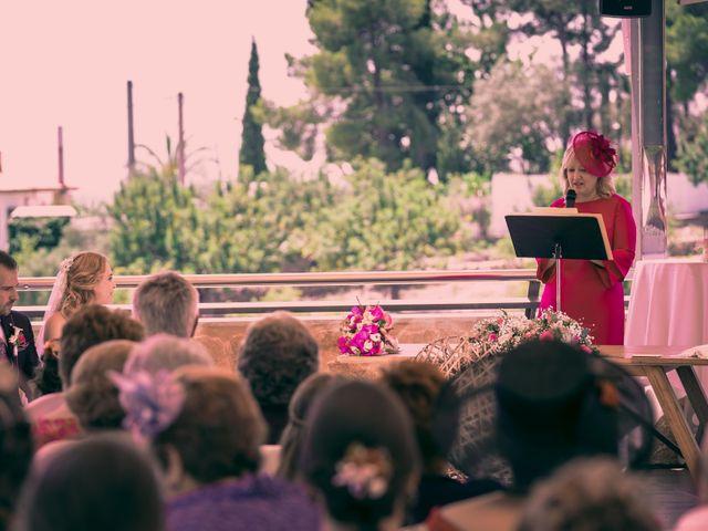 La boda de Jorge y Melanie en Alginet, Valencia 46