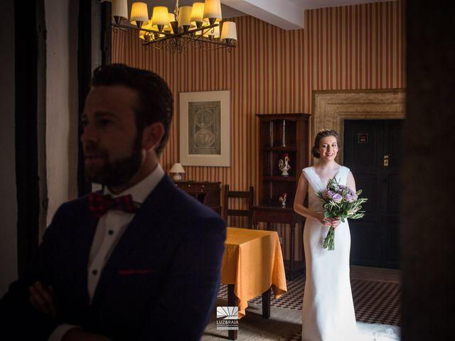 La boda de Jose María y Marta en Valencia De Alcantara, Cáceres 1
