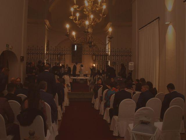 La boda de Valentín y Carolina en Mérida, Badajoz 12