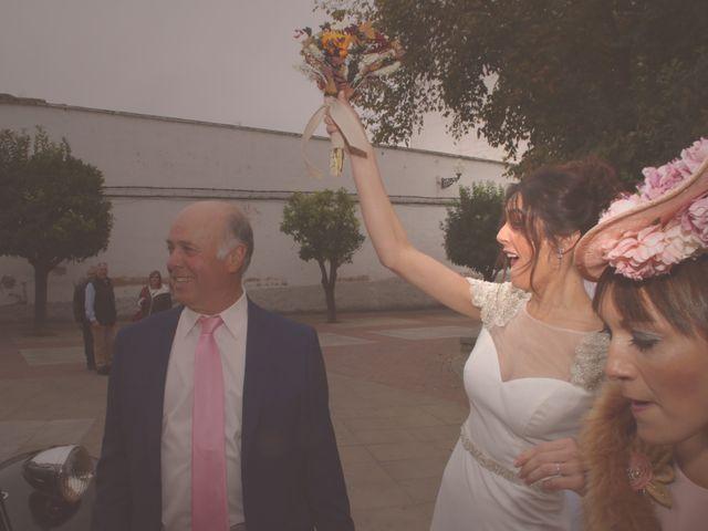 La boda de Valentín y Carolina en Mérida, Badajoz 10