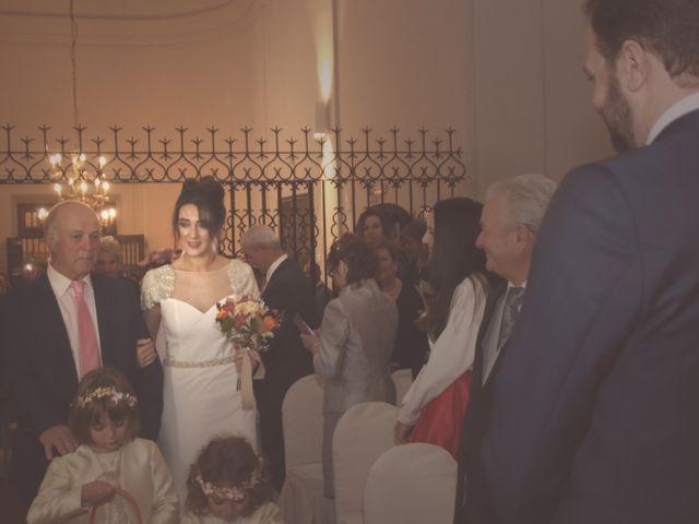 La boda de Valentín y Carolina en Mérida, Badajoz 9