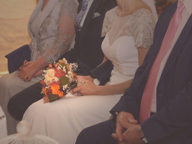 La boda de Valentín y Carolina en Mérida, Badajoz 8