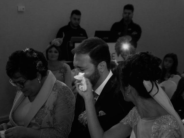 La boda de Valentín y Carolina en Mérida, Badajoz 7