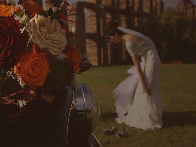 La boda de Valentín y Carolina en Mérida, Badajoz 22