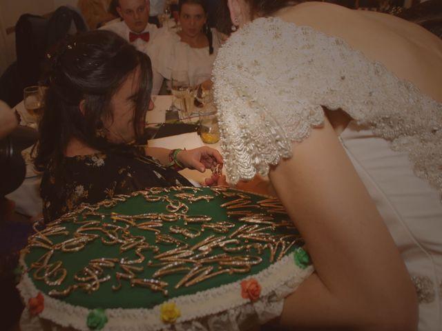 La boda de Valentín y Carolina en Mérida, Badajoz 24
