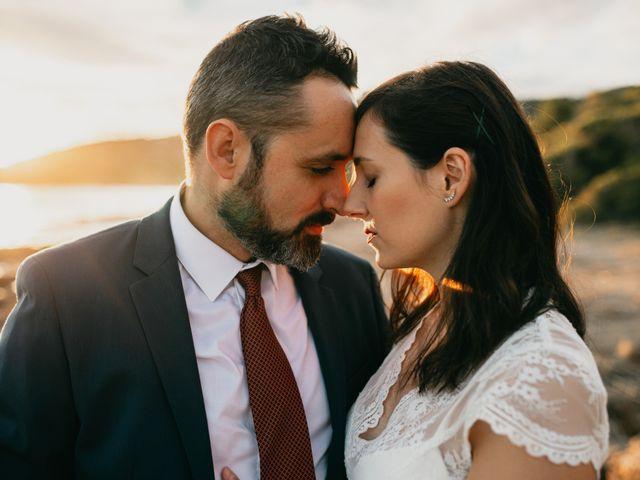 La boda de Inés y Javi