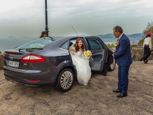La boda de Antonio y Sonia en Vigo, Pontevedra 22