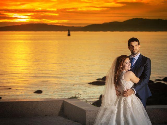 La boda de Antonio y Sonia en Vigo, Pontevedra 65
