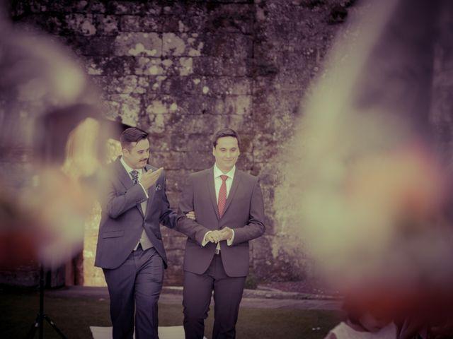 La boda de Jose y Ángel en Soutomaior, Pontevedra 16