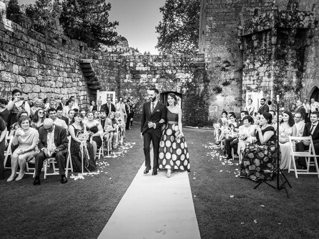 La boda de Jose y Ángel en Soutomaior, Pontevedra 17