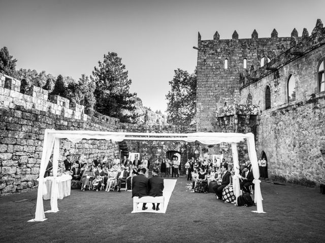 La boda de Jose y Ángel en Soutomaior, Pontevedra 19