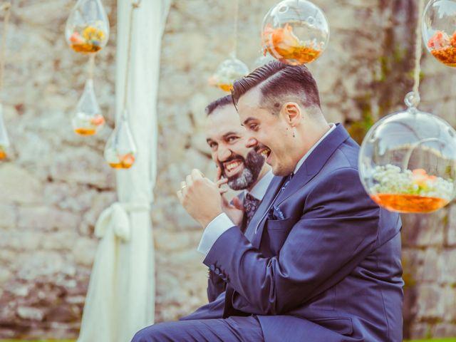 La boda de Jose y Ángel en Soutomaior, Pontevedra 22