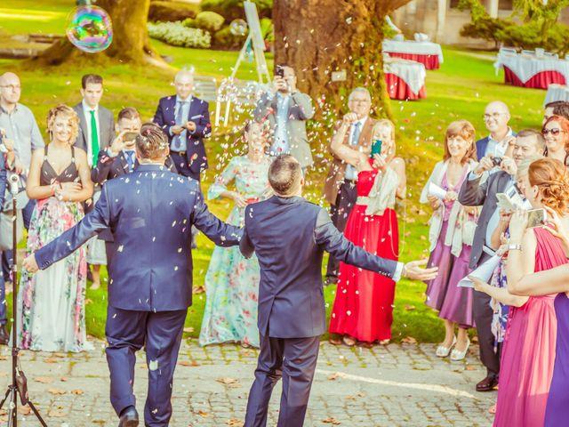 La boda de Jose y Ángel en Soutomaior, Pontevedra 26