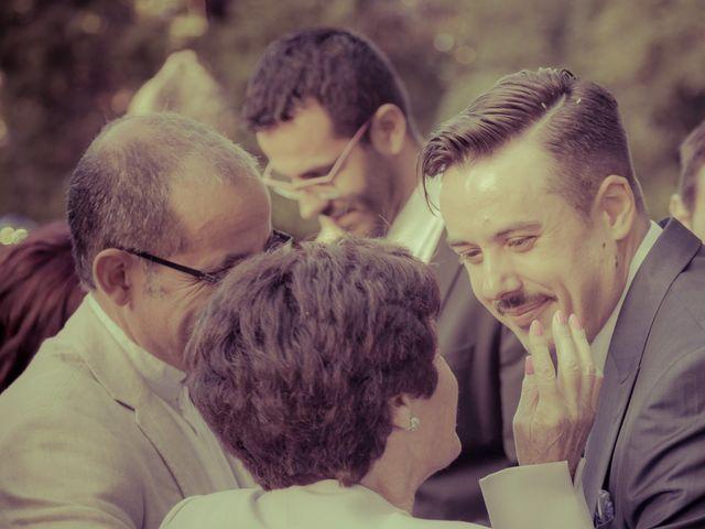 La boda de Jose y Ángel en Soutomaior, Pontevedra 27