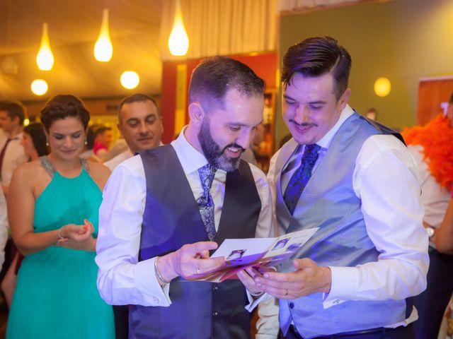 La boda de Jose y Ángel en Soutomaior, Pontevedra 40