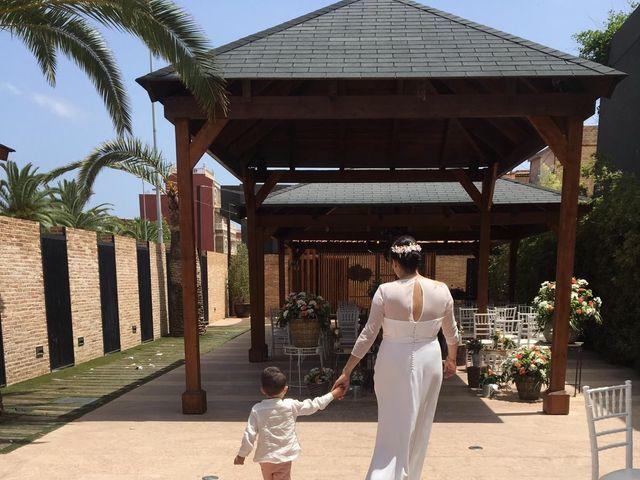 La boda de Jorge y Cristina en Valencia, Valencia 5