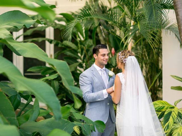 La boda de Joseph y Amanda en Marbella, Córdoba 30