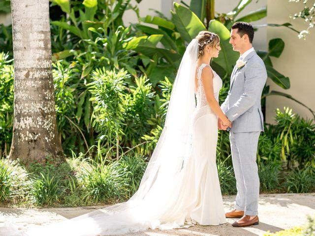 La boda de Joseph y Amanda en Marbella, Córdoba 32