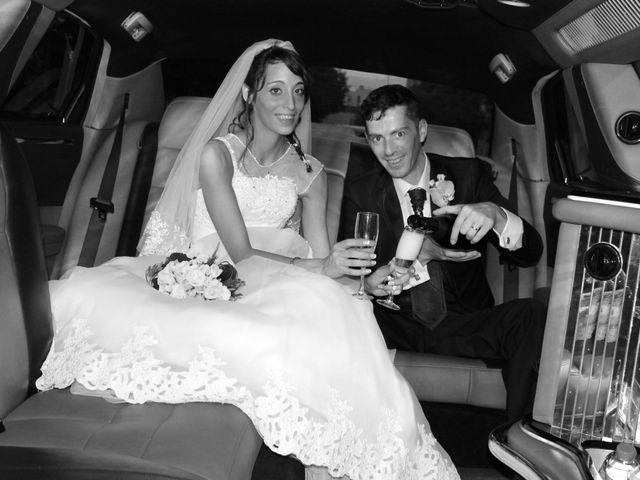 La boda de Lara y Sergio